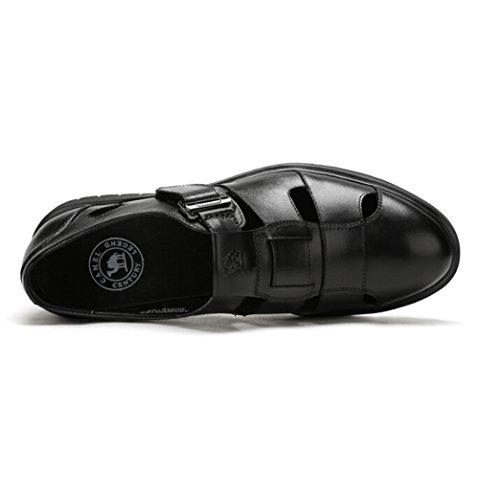 Cammello Uomo Altamont Pescatore Sandalo Colore Nero Taglia 41 M Eu