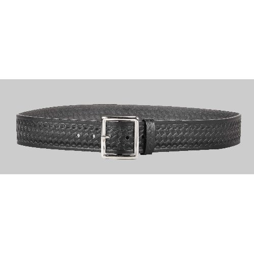 "DeSantis E21BL40Z1 1 3/4"" Econoline Garrison Gun Belts, Black, Size 40"