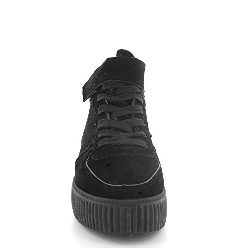 Montantes Daim Ideal Effet Shoes Vannia Baskets qwfEAfz