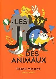 Les JO des animaux par Virginie Morgand