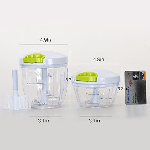Food Processor As Seen On Tv ~ Migecon manual food chopper a compact and powerful hand