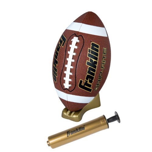 Franklin-Sports-Grip-Rite-Gold-Pump-and-Tee-Football-Set