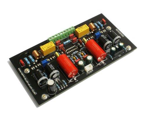 Lm4702 Sap15p/n Assembly 2x100w Class Ab Audio Power Amplifier Board W/heatsink by Electronics BoardJINGLUYAO (Image #1)
