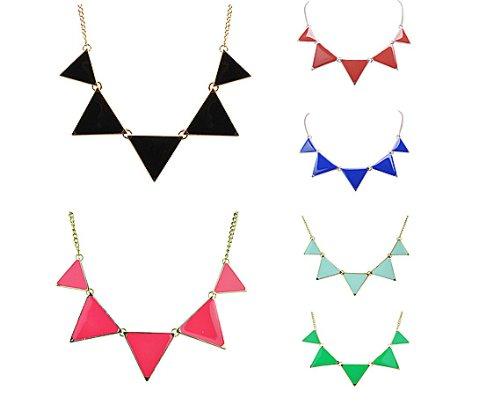 Jane Stone Fashion Necklace on...