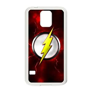 The Flash Samsung Galaxy S5 Cell Phone Case White SP1289725