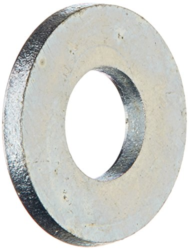 50-Count Crown Bolt 30042 3//8 Inch Zinc-Plated SAE Flat Washers