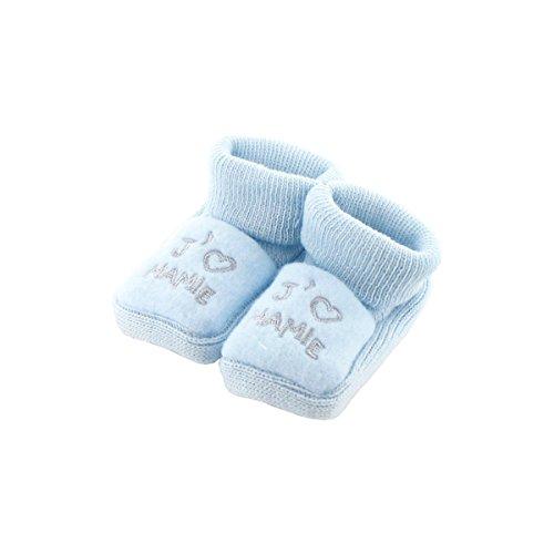 b1b2fbb4 zapatitos de bebé 0-3 Meses azul - Me encanta la abuelita Barato ...
