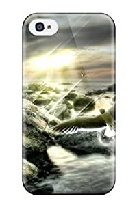 Iphone 4/4s Hard Case With Awesome Look - XqUuclg14968gwzkF