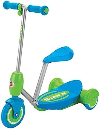 Razor Lil' E Seated - Escúter eléctrico para niños, Talla S