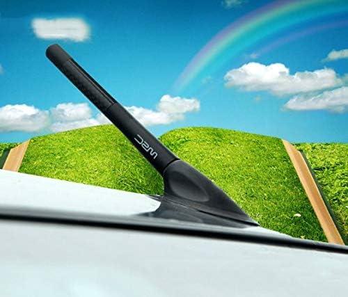 WRC - Antena Corta de Fibra de Carbono para Suzuki SX4 Swift ...