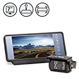 """Best Specific Camera For Chevies - Backup Camera System with 7"""" Replacement Mirror Monitor Review"""