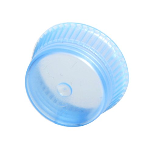 (Bio Plas 6520 10mm Uni-Flex Safety Caps for Culture Tubes and Test Tubes, Blue (Pack of 1000))