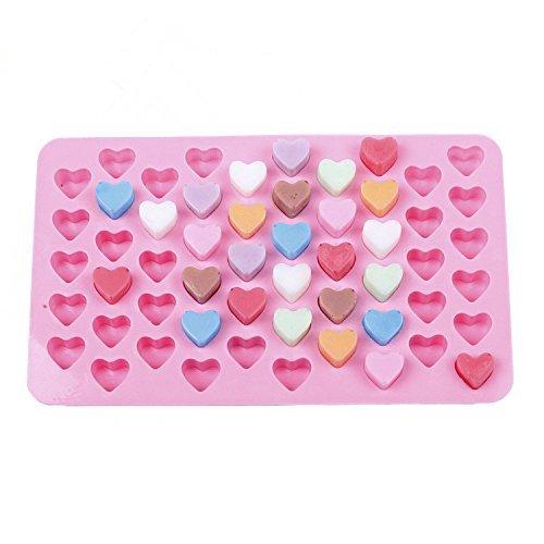 CHICHIC Silicone Heart Cavity Chocolate