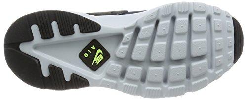 Nike - Zapatillas de Material Sintético para hombre Azul marino-Gris-Negro