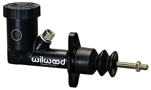 NEW WILWOOD BLACK-COATED ALUMINUM GIRLING STYLE COMPACT INTE