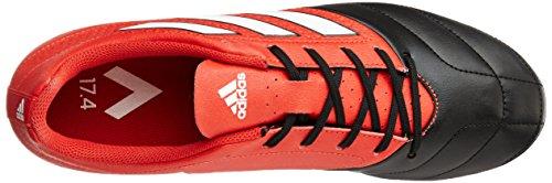 Terreno Flessibile Adidas Ace 174 - Ba9692 Bianco-nero-rosso