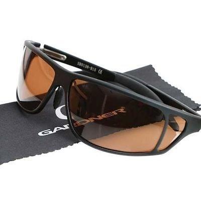 Gardner Tackle Deluxe Polarised Sunglasses (UV400) - Carp Pike Coarse Fishing First4Fishing