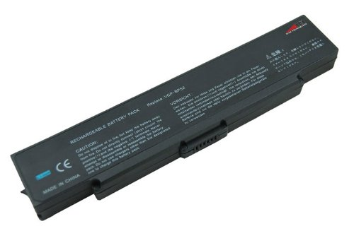 Sony VAIO VGN-FS680/W Battery Replacement for sale  Delivered anywhere in USA