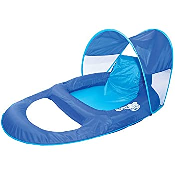 Amazon Com Swimways Spring Float With Canopy Toys Amp Games