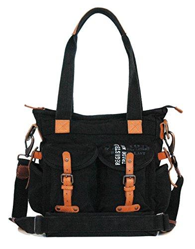Utility Kakadu Kakadu Black Utility Shoulder Shoulder Bag pqcgtUw