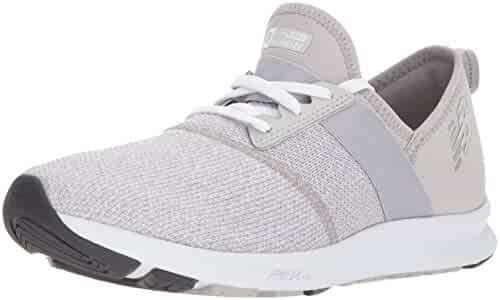 New Balance Women's FuelCore Nergize v1 FuelCore Training Shoe, Light Grey, 9.5 D US