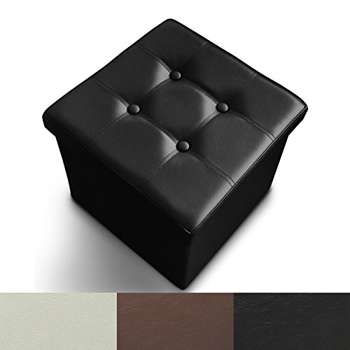 """casa pura Ottoman Foot Rest 
