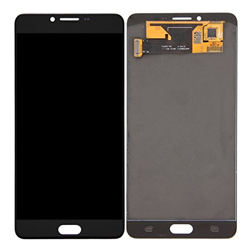 (IPartsBuy LCD Screen for iPod Nano 7 Touch Panel Replacement (Color : Black))