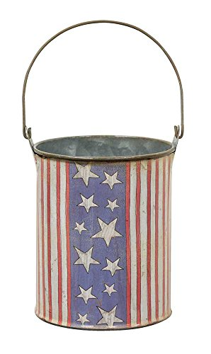 Patriotic Gift Pail - CWI Gifts Americana Pail