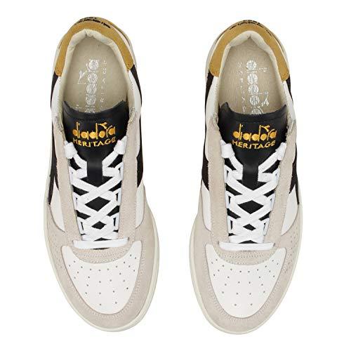 Bleu Heritage B elite Homme Et C7661 L Sneakers Femme miel Nuits Pour Diadora S wZPExdwa