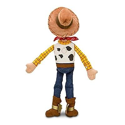 Disney Sheriff Woody Plush Toy -- 18'' H: Toys & Games
