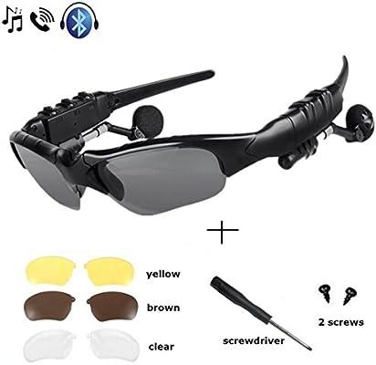 444dfb2d81 WinneG Wireless Bluetooth Headset Cycling Sunglasses for iPhone4   5   5S