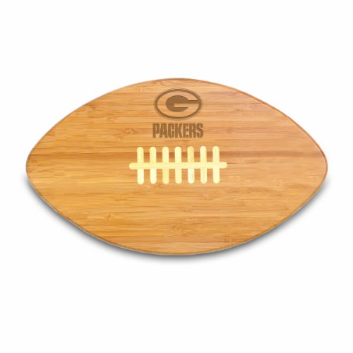 NFL Green Bay Packers Touchdown Pro! Bamboo Cutting Board, 16-Inch