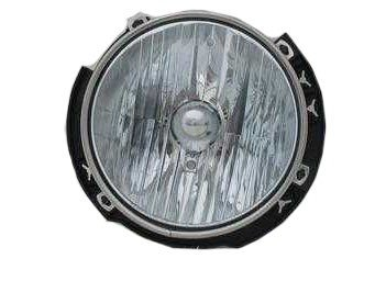 2007-2011 Jeep Wrangler Replacement Headlight Assembly Front Driver Side Left LH ()