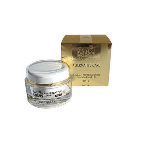 Sea of Spa Alternative Plus - Light Day Cream, 7.6 (Moisture Plus Cream)