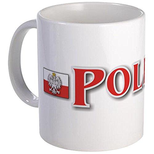 CafePress - Polish Flag / Poland Gifts Mug - Unique Coffee Mug, Coffee Cup - Old Polish Flag
