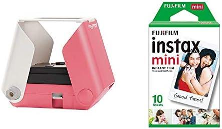 kiipix e72753 Impresora Fotográfica Color 1 PPM Rosa +Fujifilm ...