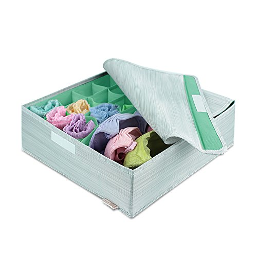 Meelife Foldable Underwear Organizer Containers product image