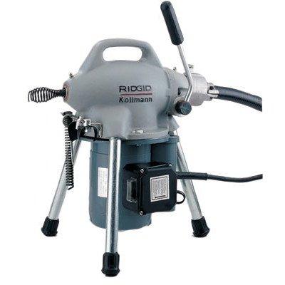 Ridgid Model K-50 Drain Cleaners - k50-8 comb 8 115v 50/60h58920 59250 59255 59365