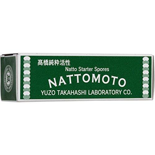 Japanese Natto Starter Spores (Nattomoto) - 3g (enough to make 30kg of natto). 100% Product of Japan