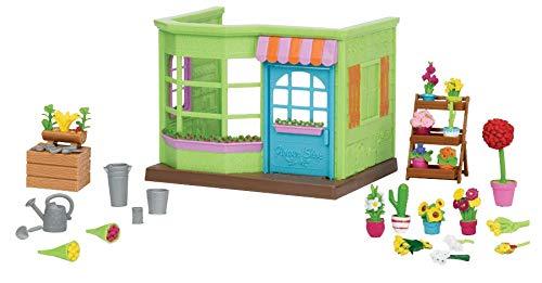 Li'l Woodzeez Li'l Blossoms Flower Shop Playset