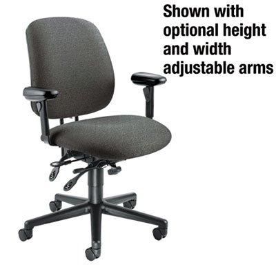 7700 Seating Series (HON7708AB12T - HON 7700 Series Asynchronous Swivel/Tilt Task Chair)