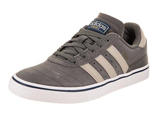 Adidas Mens Busenitz Vulc Adv Fashion Sneakers Granito / Sesamo / Corsa Bianco D (m) Ci Granito / Sesamo / Bianco Corrente