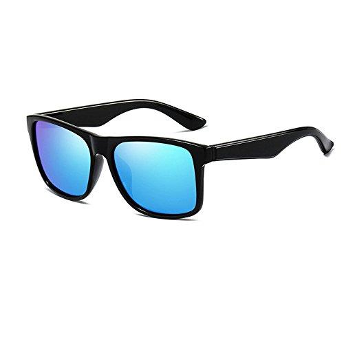 conduite Fashion GAOLIXIA de Unisexe affaires lunettes Polarized Blue soleil RqawtqC