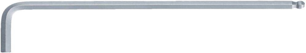 XL 4mm KS Tools 151.3104 Kugelkopf-Innensechskant-Winkelstiftschl/üssel