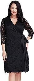 Amazon.com: Plus Size - Cocktail / Dresses: Clothing- Shoes &amp- Jewelry