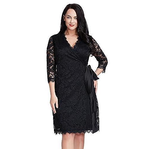 Women\'s Black Semi Formal Dresses: Amazon.com