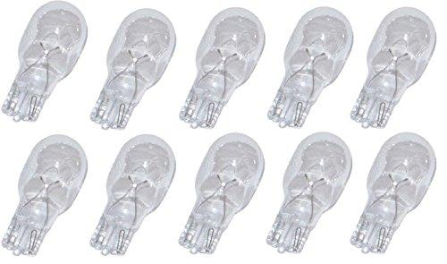 Blossom Store 10 Pack 4 Watt Wedge Base 12V Light Bulbs for Malibu by ()