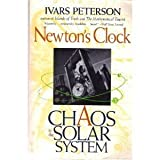 img - for Newton's Clock: Chaos in the Solar System by Ivars Peterson (1995-03-03) book / textbook / text book