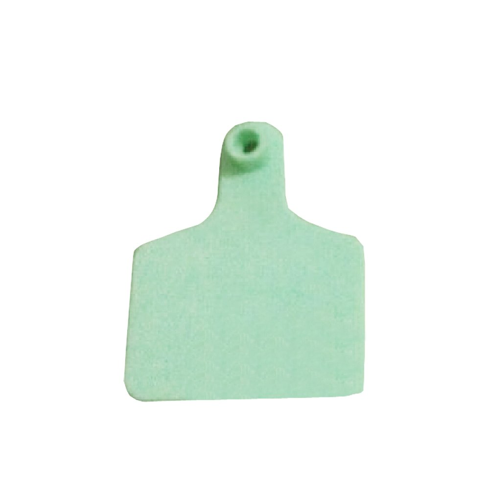 Amazon.com : Pack of 100 Cattle Ear Tag with Words From 001 to 100 (Green) : Pet Supplies