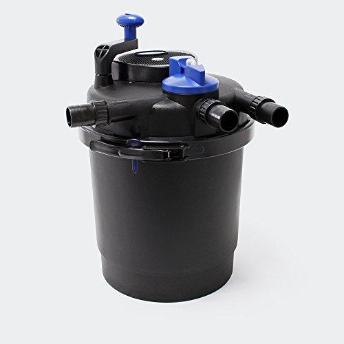 Grech CPF-2500 Pond Bio Pressure Filter UVC 13-watt Up to 1600 Gallons